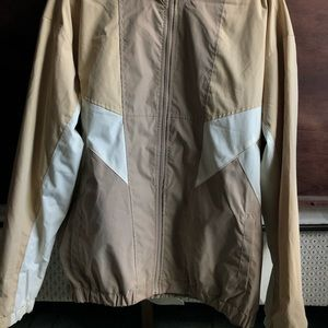 Urban outfitters track jackey with zipper